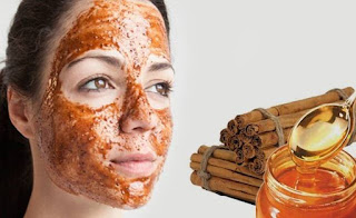 Cinnamon and Honey for acne scars on face