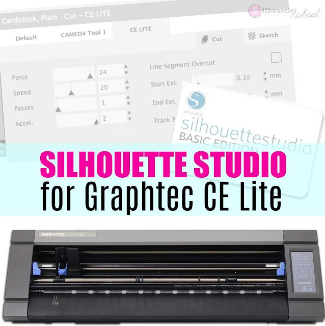"""silhouette america blog, silhouette 101, Graphtec CE Lite, silhouette studio, Graphtec 20"""""""
