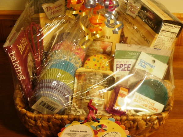 A Bakers Basket
