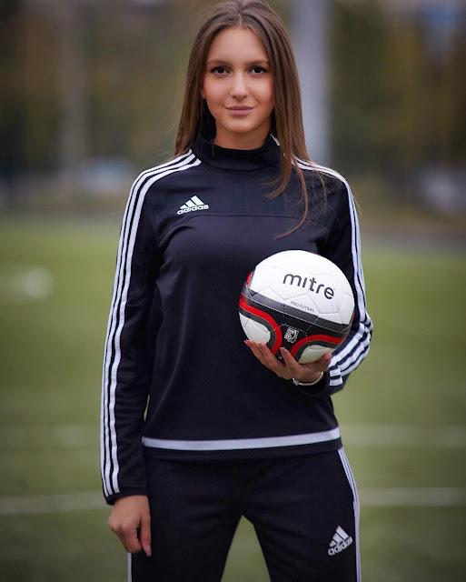 Φωτογραφικό αφιέρωμα στην Ρωσίδα διαιτητή Ekaterina Kostyunina