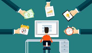 Mulai Menghasilkan Uang Dengan Berkerja Freelancer