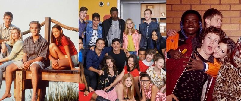 Le Rewind Club: Séries TV & Nostalgie • Dawson, Degrassi et Skins
