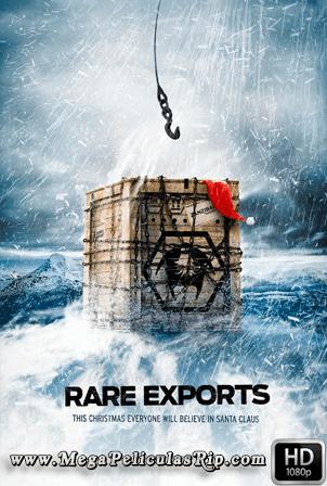 Rare Exports: Un Cuento Gamberro De Navidad [1080p] [Castellano-Finlandes] [MEGA]