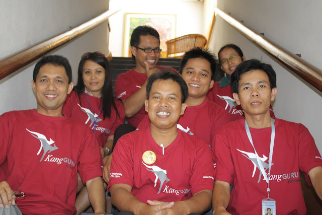 We are proud to be part of Kang Guru Indonesia