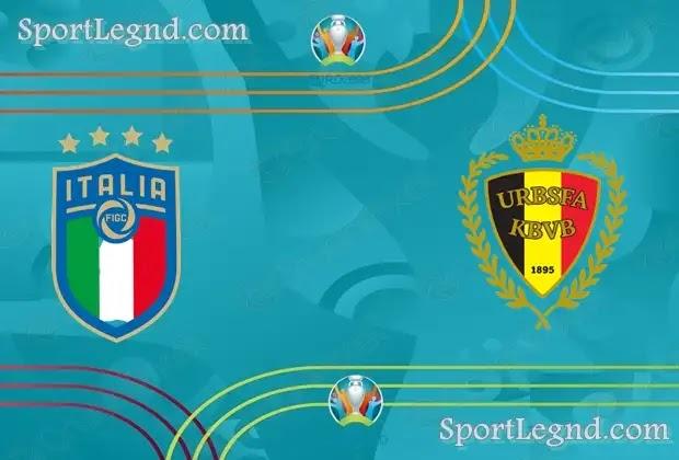 مباريات اليورو 2020,منتخب ايطاليا,منتخب بلجيكا