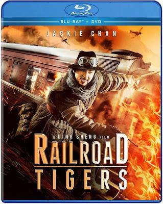 Railroad Tigers (2016) Dual Audio [Hindi ORG 2.0 – Chinese] 720p | 480p BluRay ESub x264 1Gb | 400Mb
