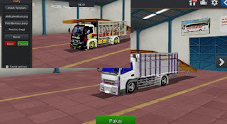 Download mod Truk Canter + Livery