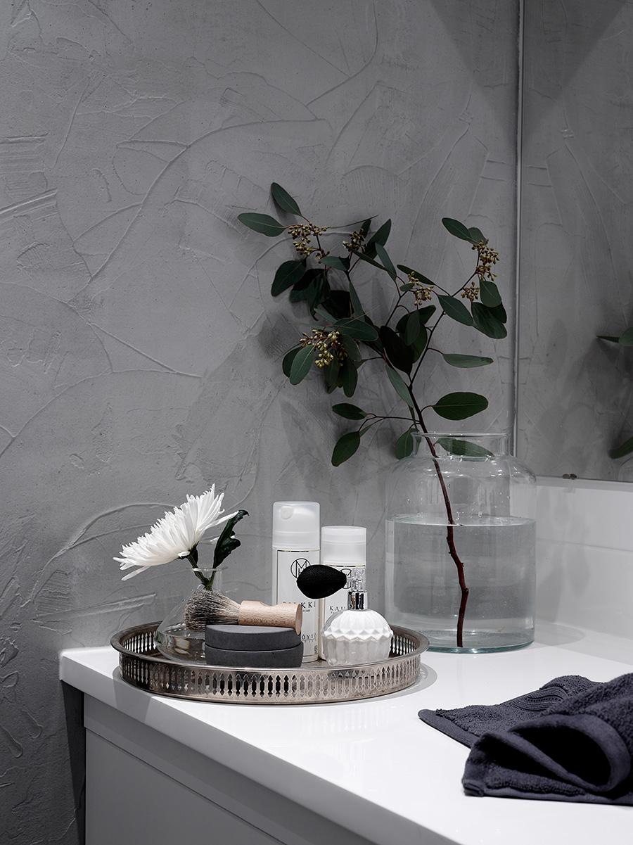 jak urządzić małą łazienkę z prysznicem w bloku zdjęcia