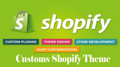Customs Shopify Theme – Shopify Themes | Shopify Account | Shopify