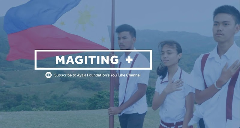 Stories of 'kagitingan' throughout Philippine History, now available on Ayala Foundation's YouTube channel