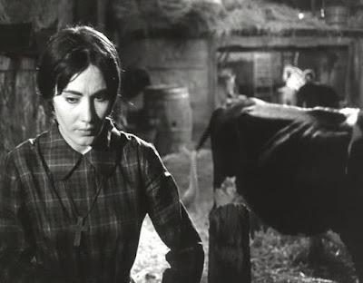 Σκηνή από την ελληνική ταινία «Ο Φόβος» 1966