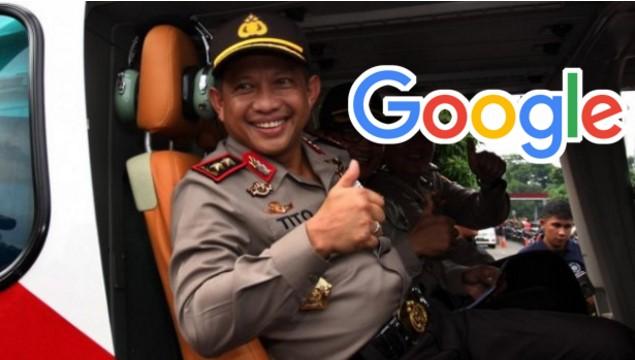 Turuti Anjuran KAPOLRI, Netizen Mencari MAKAR di Google. Hasilnya LUAR BIASA MENGEJUTKAN!!