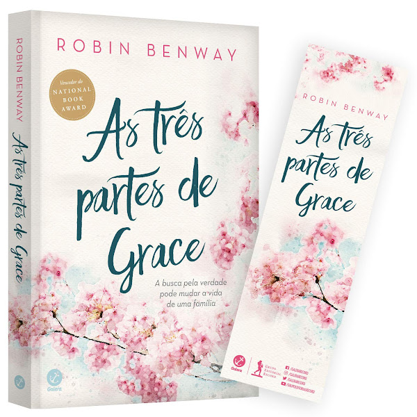 [LANÇAMENTO] As Três Partes de Grace de Robin Benway