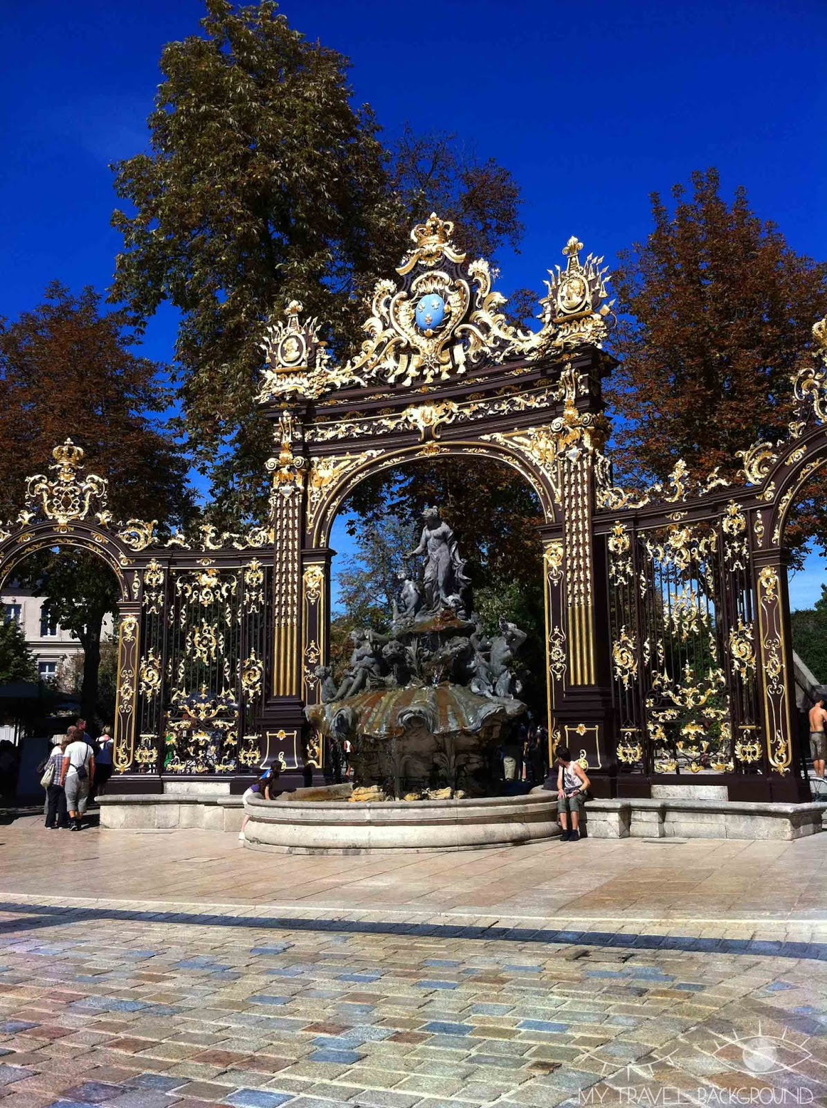 My Travel Background : Visiter Nancy en 1 jour  - Place Stanislas