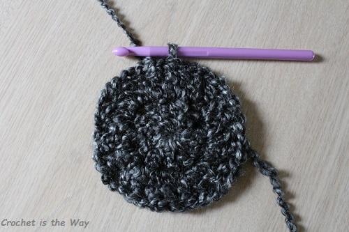 Crochet Is The Way Homespun Pillow