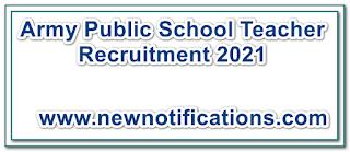 Army_Public_School_Teacher_Recruitment_2021