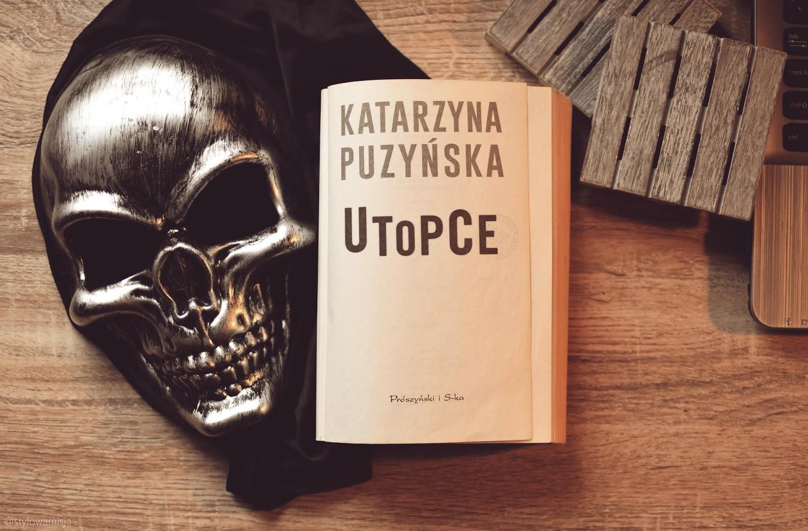 KatarzynaPuzyńska, kryminał, Lipowo, opowiadanie, recenzja, seria, tomV, Utopce,