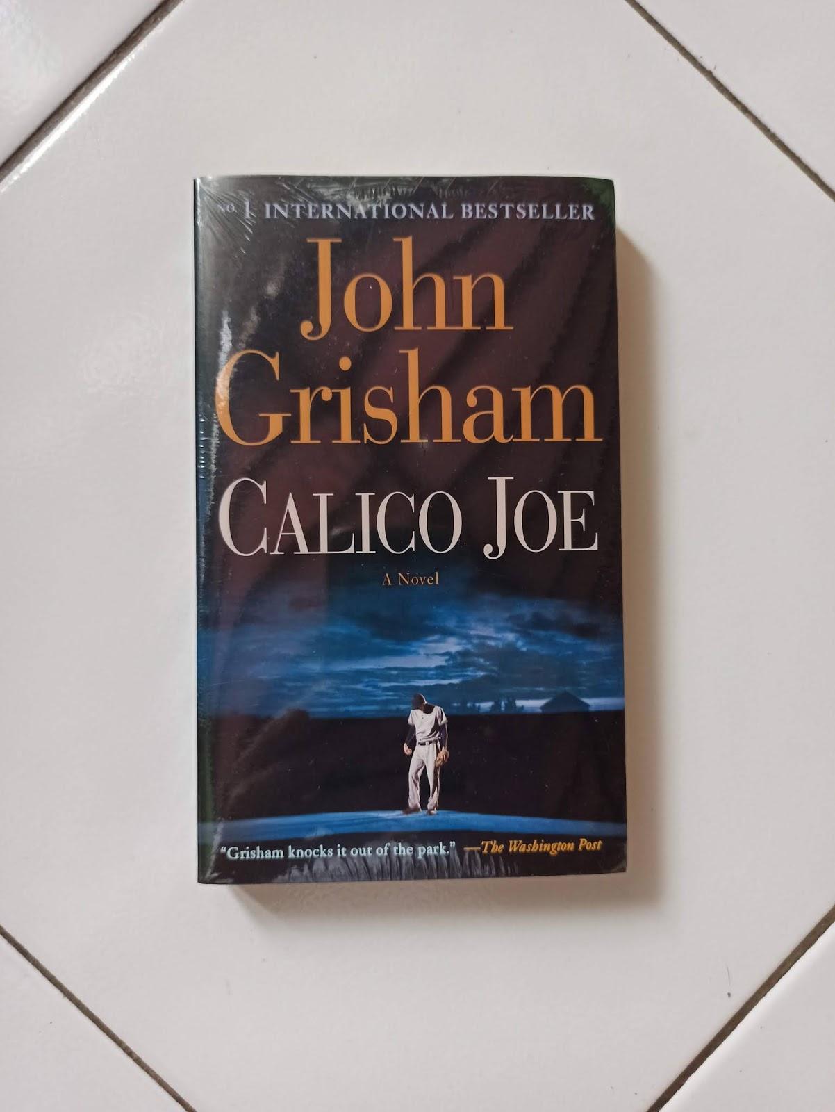 Novel Import Calico Joe