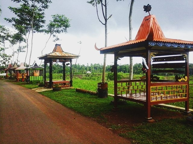 Lokasi Desa Wisata Kementul