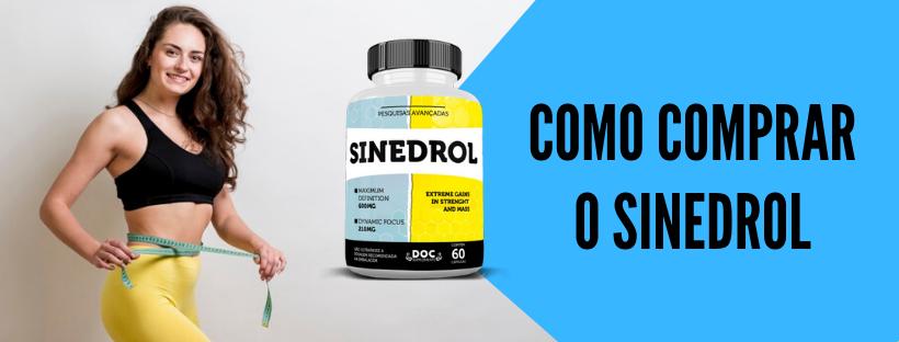 SINEDROL - Sinedrol Composição - Sinedrol Anvisa - Sinedrol Funciona mesmo? Sinedrol Como Tomar