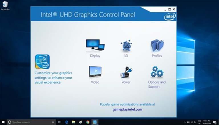 Pembaruan Graphics Driver Intel November Tersedia Untuk Windows 10