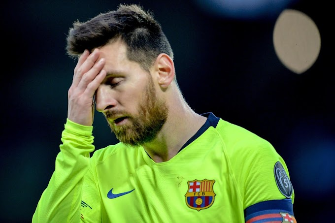 Lionel Messi 'broke down in tears' in Barcelona's Anfield dressing room after 4- 0 thrashing by Liverpool