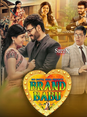 Brand Babu 2019 Hindi Dubbed 720p HDRip 850mb