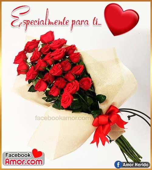 ramo de rosa amor