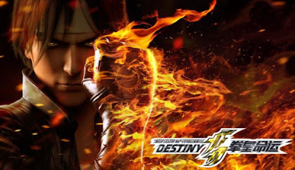The King Of Fighters: Destiny Episódio 7 -