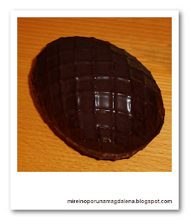 Huevos de chocolate negro_Especial Pascua II