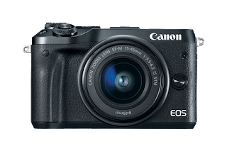 Canon EOS M6 EF-M driver download Mac, Windows
