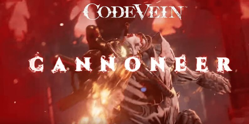 Code Vein Cannoneer & Blade Bearer Boss Trailer