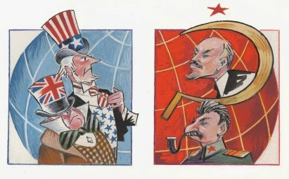 was the cold war an ideological conflict or a power rivalry
