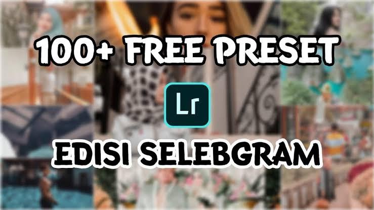 DOWNLOAD 100 Preset Lightroom Selebgram XMP Terbaru 2021 Android dan IOS