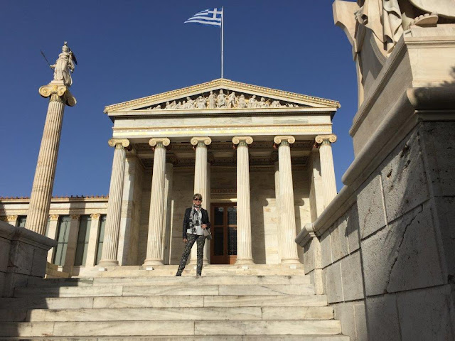 EXPLORING THE CITY OF ATHENS