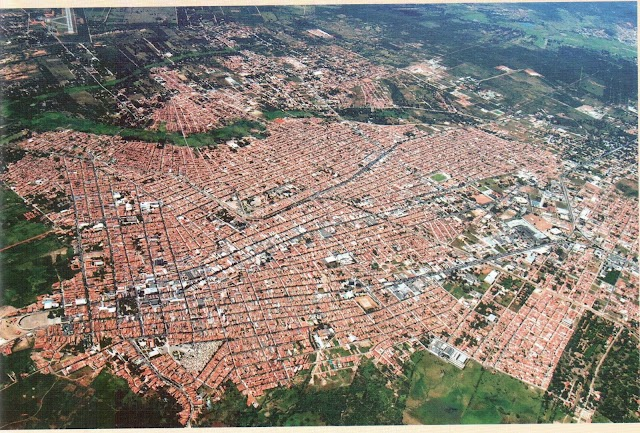 Reordenamento. Zona Rural quase desaparece em novo mapa de Juazeiro