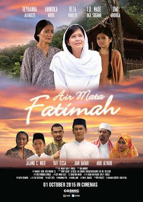 Poster Film Air Mata Fatimah