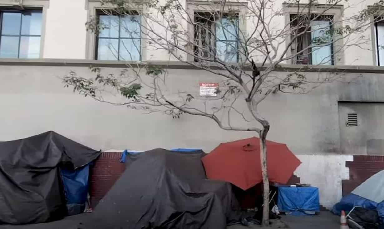 Homelessness amongst the COVID-19 pandemic