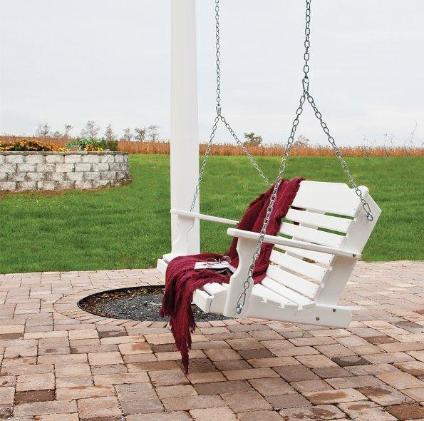 How to Choose the Right Polywood Porch Swing