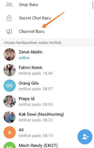 Channel Baru