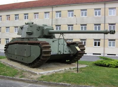 ARL 44 (Ağır Tank - Fransa)