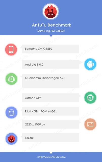 , Muncul Samsung SM-G8850 di AnTuTu, Mungkin Galaxy S9 Mini?, KingdomTaurusNews.com - Berita Teknologi & Gadget Terupdate