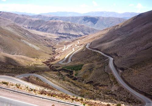 Paso Jama – Argentina