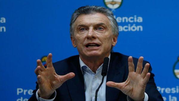 """Mauricio Macri: Hay un """"voto bronca"""" que se expresó en las urnas"""