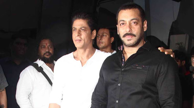 कमाई के मामले में सलमान खान ने शाहरुख को पीछे छोड़ा