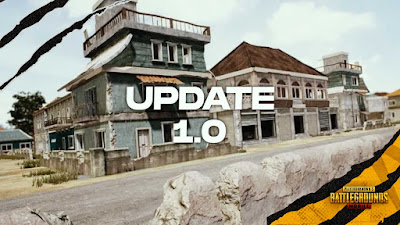 PUBG Mobile Update 1.0: Release date, size, Erangel 2.0, new features, bug fixes, Season 15 & more