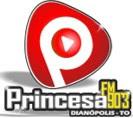 Rádio Princesa FM 90,3 de Dianópolis TO