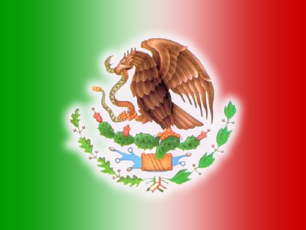 1024 Wallpapers: Wallpapers Hd: Bandera Mexico