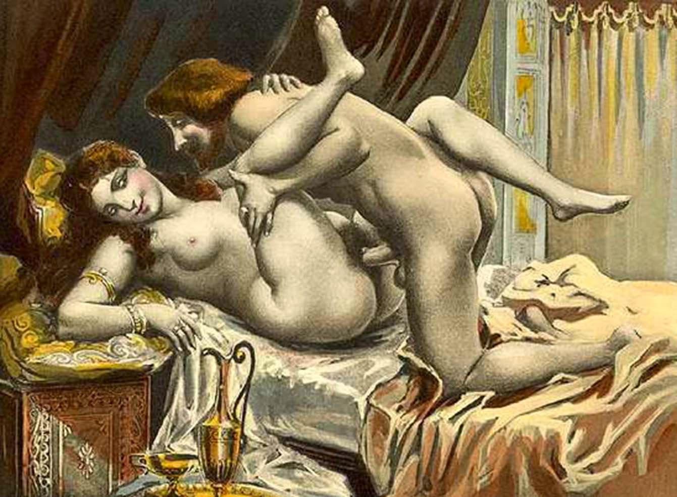 всем порно онлайн древние времена гадали чём говорили