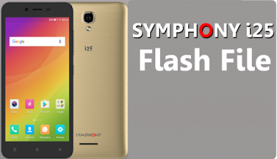 Symphony i25 Flash File